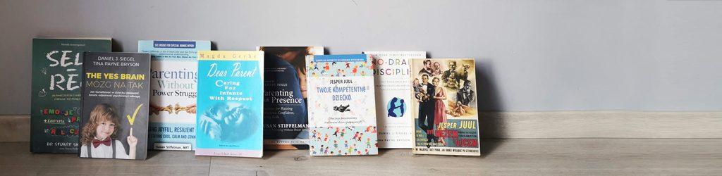 literatura parentingowa - co poleca Justyna