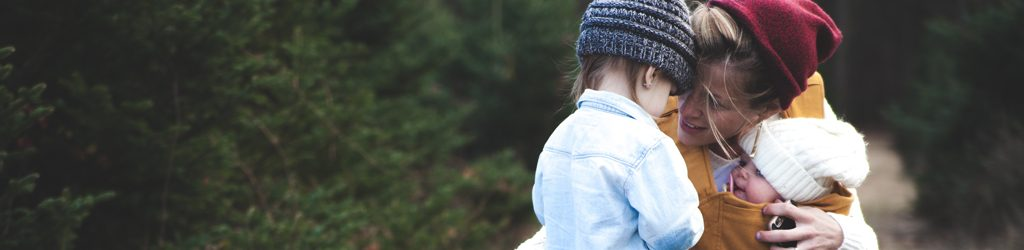Spacer matki i dzieci - budowanie relacji z dzieckiem