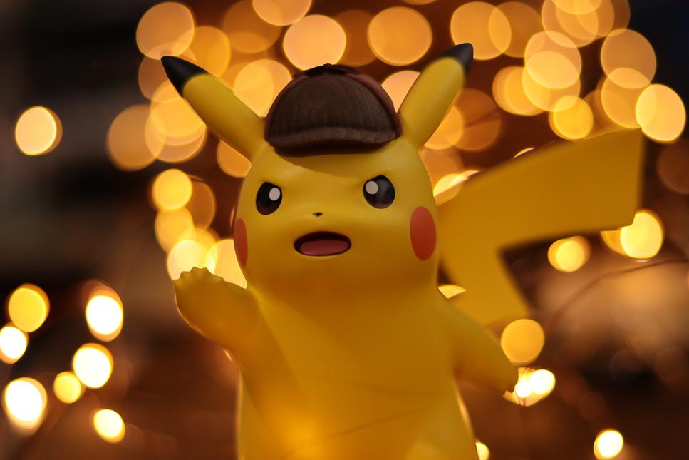 Pokemon Pikachu - napad złości