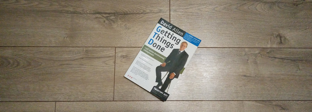 książka Getting Things Done